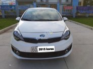 Bán Kia Rio 1.4 MT đời 2015, màu trắng, nhập khẩu giá 355 triệu tại Đồng Nai