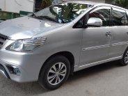 Toyota Innova E đời 2015 Số sàn màu ghi bạc giá 510 triệu tại Tp.HCM