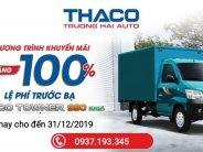 Xe Tải nhẹ máy xăng Bà Rịa Vũng Tàu Thaco Towner990 dưới 1 tấn, hỗ trợ vay ngân hàng. giá 216 triệu tại BR-Vũng Tàu
