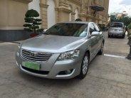Gia đình cần bán xe Camry 3.5Q, sản suất 2009, số tự động, màu bạc giá 515 triệu tại Tp.HCM