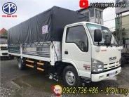 Xe tải Isuzu 1.9 tấn thùng dài 6m2- giá thanh lý | Khuyến mại 100% phí trước bạ giá Giá thỏa thuận tại Tp.HCM