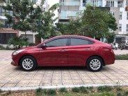 Cần bán Hyundai Acent MT năm 2018, màu đỏ, như mới giá 397 triệu tại Tp.HCM