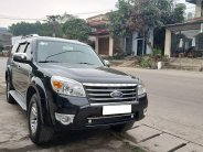 Cần bán lại xe Ford Everest MT đời 2009, màu đen, còn mới, giá tốt giá 376 triệu tại Tp.HCM