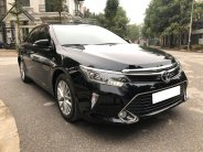 Gia đình cần bán xe Camry 2.5Q, sản xuất 2018, số tự động, màu đen VIP giá 1 tỷ 135 tr tại Tp.HCM