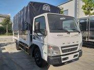 Xe tải Mitshubshi Canter 1.9T, đời 2020 có lắp bửng nâng giá 597 triệu tại BR-Vũng Tàu