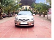 Bán xe Toyota Vios 1.5MT đời 2014, màu vàng giá 315 triệu tại Hà Nội