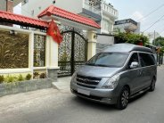 Cần bán Hyundai H-1 Starex MT đời 2015, màu bạc, xe gia đình giá cạnh tranh giá 566 triệu tại Tp.HCM