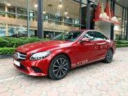 Bán Mercedes C200 2020 màu đỏ, chính chủ chạy lướt biển đẹp giá tốt giá 1 tỷ 380 tr tại Hà Nội