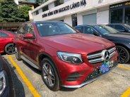 Cần bán lại xe Mercedes GLC300 AMG đời 2019, màu đỏ giá 2 tỷ 160 tr tại Hà Nội