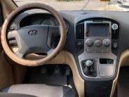 Cần bán lại xe Hyundai H-1 Starex MT đời 2012, màu bạc, số sàn giá 498 triệu tại Tp.HCM