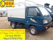 Xe tải Thaco Towner 800 mới 100%, hỗ trợ trả góp 70% tại Đà Nẵng giá 161 triệu tại Đà Nẵng