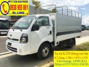 Xe tải Kia Frontier K250 mới 100%, hỗ trợ trả góp 70% tại Đà Nẵng giá 392 triệu tại Đà Nẵng