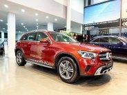 Xe Mercedes GLC200 đời 2020, màu đỏ, như mới giá 1 tỷ 699 tr tại Hà Nội