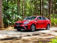Cần bán xe Kia Cerato 2020, màu đỏ, giá 549tr giá 549 triệu tại Lâm Đồng