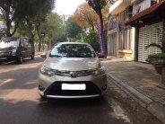 Tôi cần bán chiếc xe ô tô Toyota Vios 1.5E màu ghi vàng 2016 giá 348 triệu tại Hà Nội