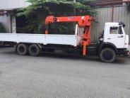 Xe tải Kamaz 53229 gắn cẩu Kanglim 5 tấn (6X4) giá 1 tỷ 750 tr tại Cần Thơ