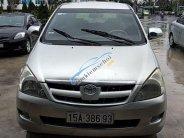 Cần bán gấp Toyota Innova sản xuất 2008, màu bạc, 220tr giá 220 triệu tại Thái Bình