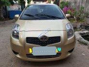 Bán Toyota Yaris Verso năm sản xuất 2007, màu vàng, xe nhập, 265 triệu giá 265 triệu tại BR-Vũng Tàu