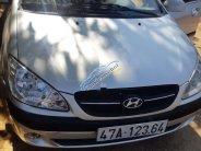 Bán xe Hyundai Getz năm 2009, màu bạc, xe nhập  giá 207 triệu tại Đắk Lắk