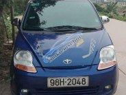 Cần bán Daewoo Matiz sản xuất 2008, màu xanh lam, xe nhập giá 87 triệu tại Bắc Ninh