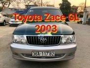 Bán xe Toyota Zace GL năm 2003, màu xanh giá 165 triệu tại Hải Phòng