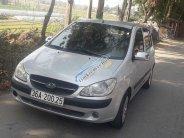 Cần bán gấp Hyundai Getz đời 2010, màu bạc, xe nhập giá 160 triệu tại Thái Bình