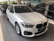 BMW Long Biên - Bán xe BMW 118i sản xuất năm 2020, màu trắng giá 1 tỷ 439 tr tại Hà Nội