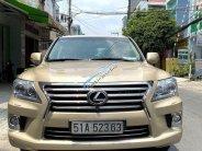 Cần bán xe Lexus LX 570 đời 2008, nhập khẩu giá 2 tỷ 100 tr tại Tp.HCM