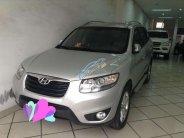 Bán Hyundai Santa Fe sản xuất 2011, màu bạc, nhập khẩu xe gia đình, 639tr giá 639 triệu tại Đắk Lắk