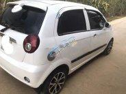Bán ô tô Chevrolet Spark MT năm 2009, màu trắng số sàn giá 145 triệu tại Lâm Đồng