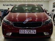 Bán Kia Cerato sản xuất 2018, màu đỏ số sàn giá 485 triệu tại Đồng Nai