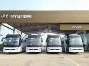 Dòng xe Hyundai Universe 47 chỗ, sản xuất năm 2019, màu trắng giá 3 tỷ 50 tr tại Khánh Hòa