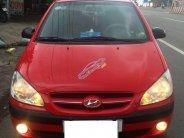 Bán ô tô Hyundai Getz 1.4AT sản xuất 2008, màu đỏ, nhập khẩu xe gia đình giá 230 triệu tại Bình Dương