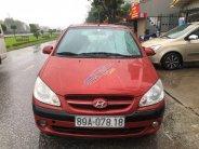 Xe Hyundai Getz đời 2008, màu đỏ, nhập khẩu, giá tốt giá 205 triệu tại Hưng Yên