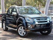 Dòng xe bán tải: Isuzu Dmax LS 1.9L đời 2019, màu đen, xe nhập giá 630 triệu tại Hà Nội