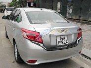 Cần bán gấp Toyota Vios sản xuất 2016, màu bạc, giá 378tr giá 378 triệu tại Quảng Ninh