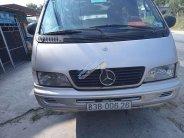 Cần bán Mercedes MB năm 2002, màu bạc giá cạnh tranh giá 55 triệu tại An Giang
