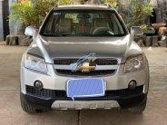 Bán Chevrolet Captiva năm 2008, màu bạc số sàn, giá tốt giá 245 triệu tại Bình Dương