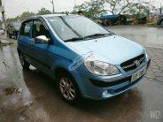 Cần bán xe Hyundai Getz đời 2010, màu xanh giá 185 triệu tại Hải Phòng