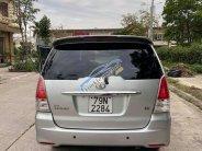 Bán ô tô Toyota Innova năm sản xuất 2010, màu bạc giá cạnh tranh giá 340 triệu tại Quảng Ninh