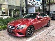Xe Mercedes C200 Model 2019 màu Đỏ mới chạy 4359 Km tiết kiệm tiền lệ phí trước bạ / 1 tỷ 399 triệu giá 1 tỷ 399 tr tại Hà Nội