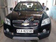 Bán xe Chevrolet Captiva năm sản xuất 2007, màu đen giá 209 triệu tại Bình Dương