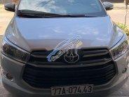 Cần bán lại xe Toyota Innova sản xuất 2017, màu bạc, nhập khẩu giá cạnh tranh giá 595 triệu tại Bình Định