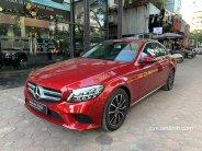 Xe Mercedes C200 2019 màu Đỏ cũ, chạy lướt 3389 km đẹp như mới, giá rẻ / 1 tỷ 469 triệu giá 1 tỷ 469 tr tại Hà Nội