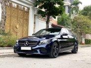 Cần bán gấp Mercedes C300 AMG đời 2020, màu xanh lam, chính chủ giá 1 tỷ 710 tr tại Hà Nội