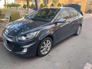 Bán xe Hyundai Accent đời 2011, màu xám, nhập khẩu nguyên chiếc giá 345 triệu tại Gia Lai