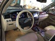 Bán xế hạng sang, Lexus LX 570 đời 2008, màu vàng cát, nhập khẩu giá 2 tỷ 150 tr tại Tp.HCM
