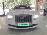 Bán Rolls-Royce Ghost V12 sản xuất 2010, màu trắng, nhập khẩu nguyên chiếc giá 9 tỷ 450 tr tại Hà Nội