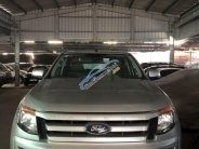 Cần bán Ford Ranger sản xuất 2014, màu bạc, nhập khẩu chính chủ giá 440 triệu tại Tp.HCM