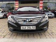 Cần bán lại xe Hyundai Sonata năm 2010, màu đen, xe nhập, 480 triệu giá 480 triệu tại Hải Dương
